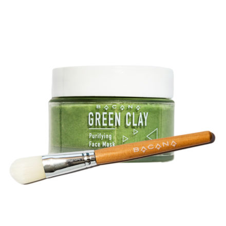 Spa Time Set – Green Clay